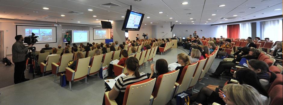 Организация презентаций, конференций, выставок, семинаров.